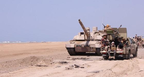 """الجيش اليمني يبسط سيطرته الكاملة على مدينة """" عتق """""""