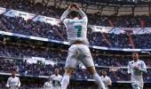 """رونالدو يكشف بداية احتفاله الشهير """" سي """""""