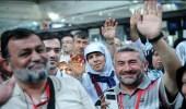 72 ألف تركي يصلون الأراضي المقدسة والبقية تأتي
