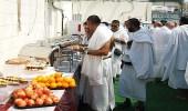 مدينة الملك فهد الطبية تنبه الحجاج بإرشادات غذائية هامة