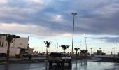 أمطار متوسطة إلى غزيرة على الباحة ومحافظاتها