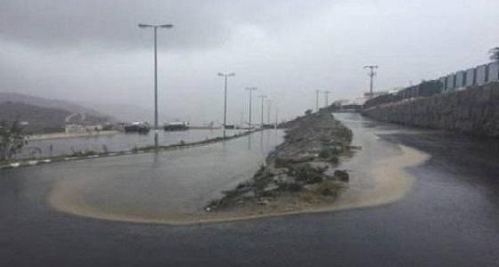 الأرصاد تنبه من أمطار رعدية على الباحة ومحافظاتها