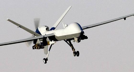 اعتراض طائرة حوثية مسيرة باتجاه نجران