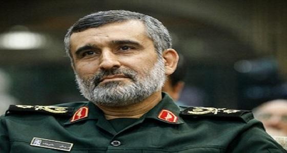 بلطجة إيران.. الحرس الثوري يزعم توجيه صواريخ نحو قاعدتين بالخليج