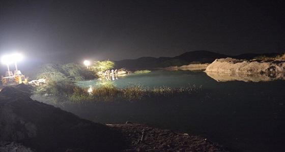 مقيم يلقى مصرعه غرقًا في تجمع مائي شرق جدة