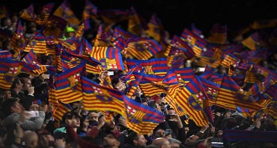 المحكمة الرياضية تقترح حرمان برشلونة من الحضور الجماهيري