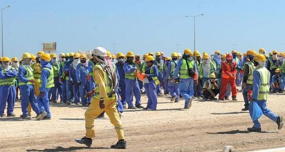 مؤسسة حقوقية: آلاف العمال المهاجرين يجدون أنفسهم شبه عبيد في قطر