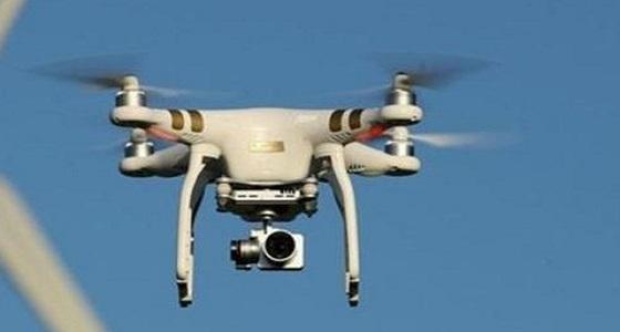 طائرة مسيرة تخترق المجال الجوي الكويتي وتحوم حول قصر الأمير