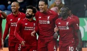 الكشف عن قائمة ليفربول في دوري أبطال أوروبا