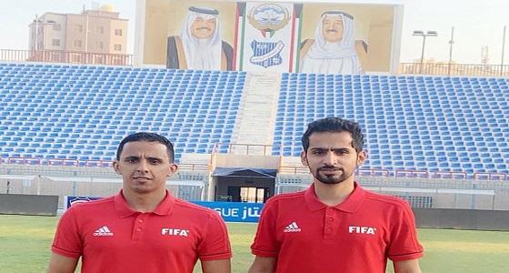 صافرة سعودية تُدير مباراة الساحل والتضامن في الدوري الكويتي