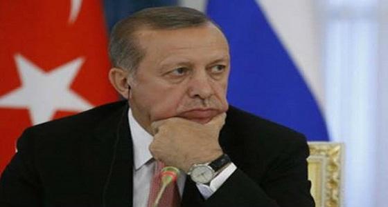 """ضربة موجعة جديدة لـ """" أردوغان """""""