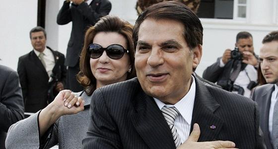 شاهد.. ابنة زين العابدين تستفز التونسيين في الانتخابات الرئاسية