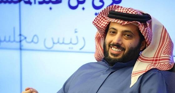 تزامنًا مع حريق بقيق..تركي آل الشيخ يخرس ألسنة الأعداء