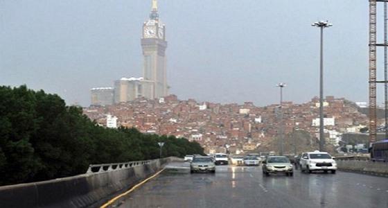 تحذير من الأمطار على مكة المكرمة