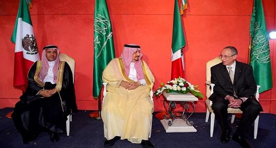 سمو أمير منطقة الرياض يشرّف حفل سفارة المكسيك