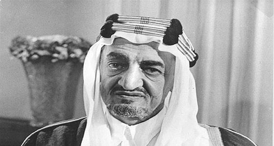 عمرها 56 عاما.. قصاصة تاريخية من الملك فيصل عن اليوم الوطني