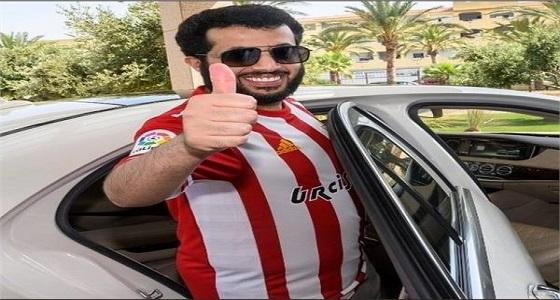 تركي آل الشيخ يخصص سيارة جديدة لمن يتوقع نتيجة ألميريا وجيرونا