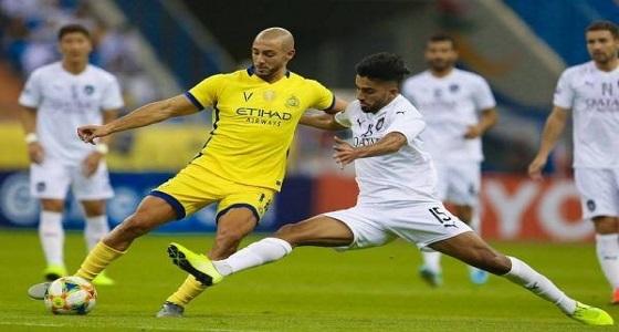 بعثة النصر تصل إلى قطر لمواجهة السدفي دوري أبطال آسيا