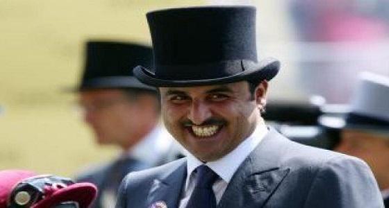 مذيع قطري يوبخ «الحمدين»: الوطن يحتاج لمخ مبدع مو مخ «فالصو»