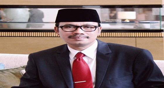 سفير إندونيسيا لدى المملكة يعرب عن شكره لخادم الحرمين