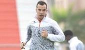 جمال بلعمري خارج معسكر الشباب قبل مواجهة النصر