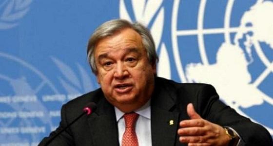 الأمم المتحدة ترسل خبراء إلى المملكة للتحقيق في الهجمات على أرامكو