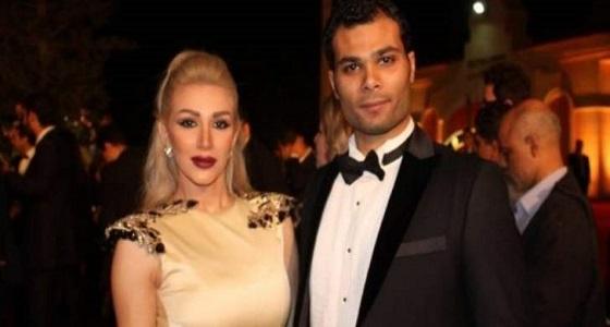 ملكة جمال سوريا تتسبب في حبس زوجها
