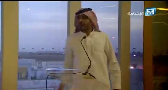 بالفيديو.. ياسر التويجري يلقي قصيدة أمام ولي العهد في مهرجان الهجن الثاني
