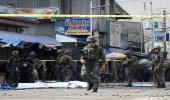 مقتل انتحارية مشتبه بها في تفجير بالفلبين