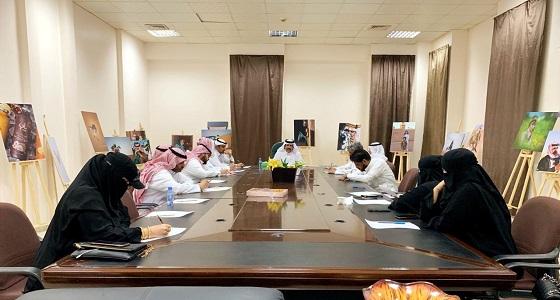 فنون الحدود الشمالية تعقد اجتماعها لمناقشة فعاليات الجمعية للإحتفاء باليوم الوطني