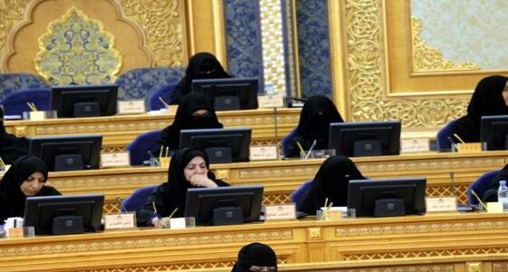 عضوة بالشورى تطالب بتعيين المواطنات قاضيات