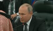 بالفيديو.. بوتين: يستحيل تحقيق التنمية المستدامة في المنطقة بدون مشاركة المملكة