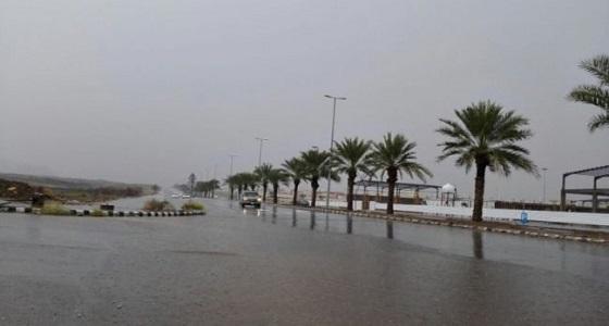 الأرصاد: هطول أمطار متوسطة إلى غزيرة على جازان