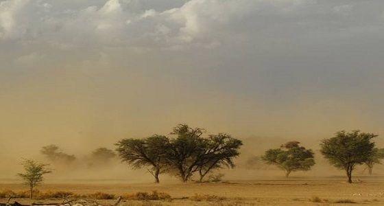 الأرصاد تنبه من أتربة مثارة وأمطار رعدية على المدينة المنورة