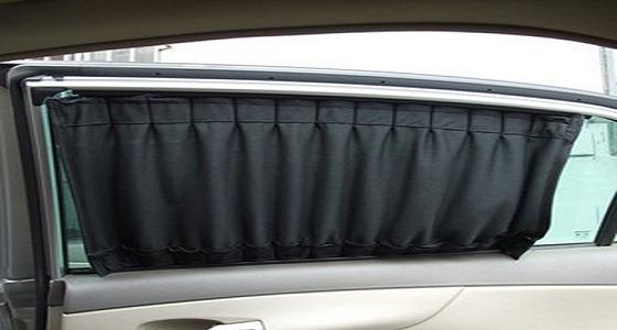 غرامة 300 ريال على استخدام الستائر في السيارة