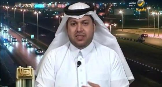 بالفيديو.. باحث سعودي يكتشف علاج لورم سرطاني بسبب أخته
