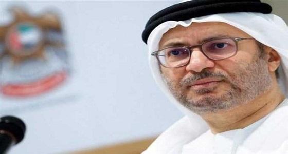 «قرقاش»: يعلق على مفاوضات جدة لتوحيد الصف في مواجهة الإنقلاب الحوثي