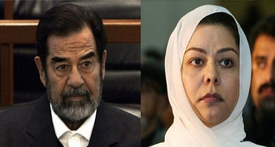 رغد صدام حسين تفتح النار على ترامب بعد اعتراف مثير له