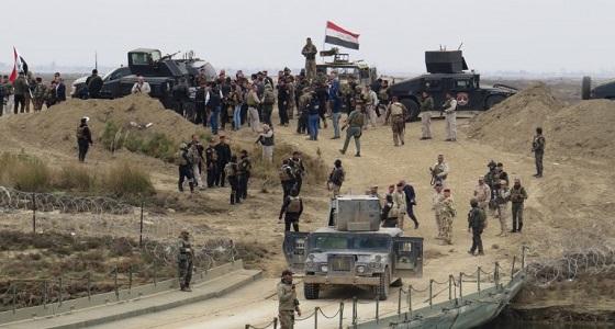 هاربة من سوريا.. عناصر داعش تدخل العراق من جديد