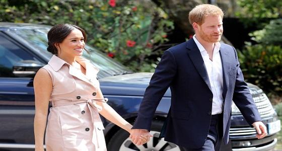 الأمير هاري وميغان يقتربان من مغادرة بريطانيا للأبد