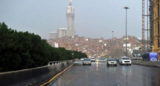 تنبيه.. استمرار هطول امطار رعدية على منطقتين