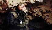 بالفيديو.. أول مرشدة كهوف في المملكة تروي تجربتها