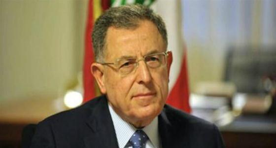 رئيس وزراء لبنان الأسبق يؤكد أن حزب الله السبب بالأزمة