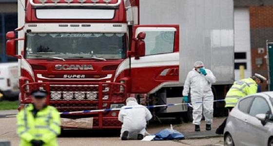 العثور على 12 مهاجرًا عربيًا مختبئين في شاحنة تبريد ببلجيكا