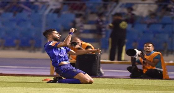 صالح الشهري: الحمدلله بأنني توفقت في التسجيل مع أفضل نادي بالمملكة (فيديو)