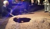 انتشال جثة عامل سقط ببئر عمقها 30 مترًا في حائل