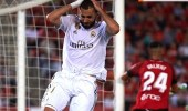 مايوركا يلحق الهزيمة الأولى بريال مدريد ويحرمه من الصدارة