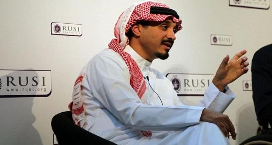 بالفيديو.. الأمير خالد بن بندر يتحدث عن قضية «خاشقجي» وسير التحقيقات
