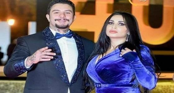 زوجة أحمد الفيشاوي تفتح النار على شاب: «محدش قاله عيب !»