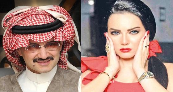 بعد طلبها الزواج من الأمير الوليد بن طلال.. صفاء سلطان تلتقي زوجته